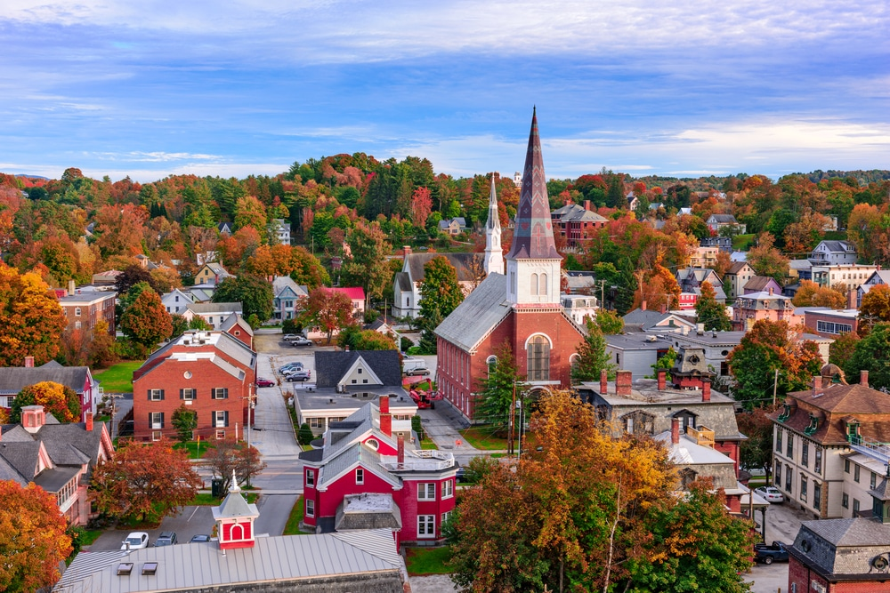 Biggest Cities in Vermont