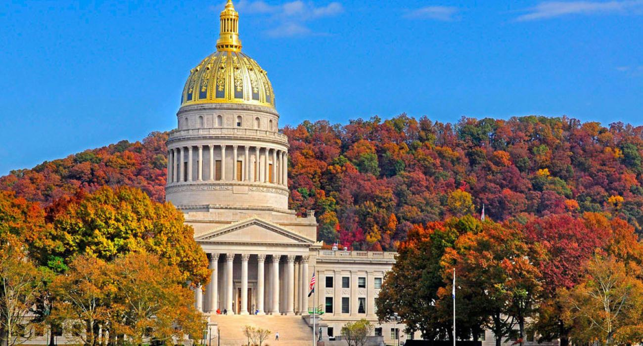 State Capital Of West Virginia