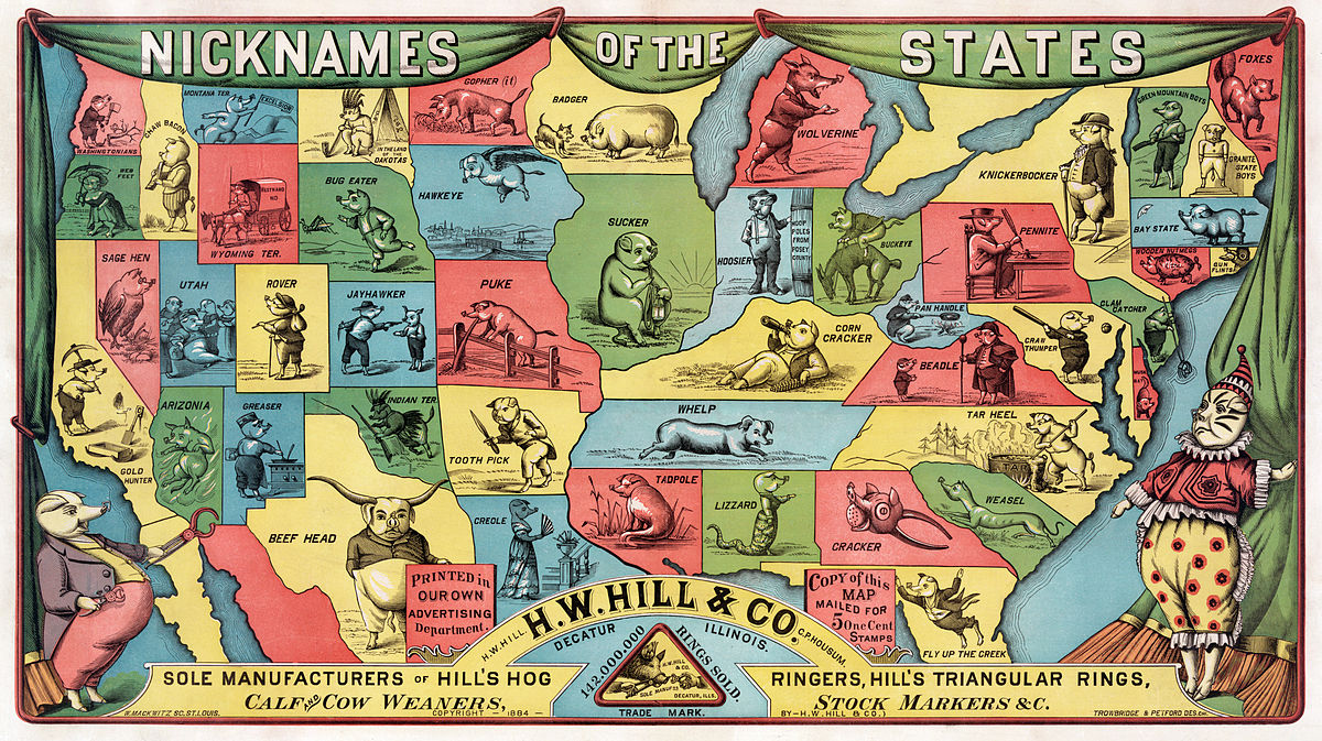 State Nicknames And Slogans Of West Virginia