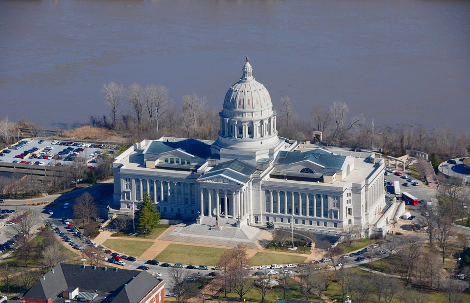 State Capital Of Missouri