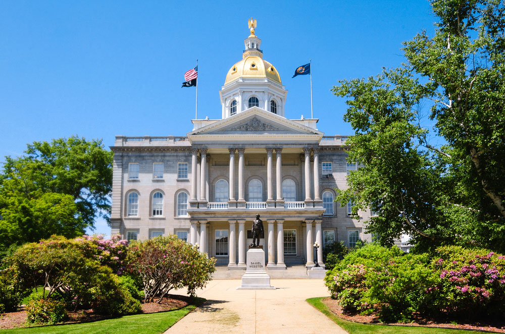 State Capital Of New Hampshire