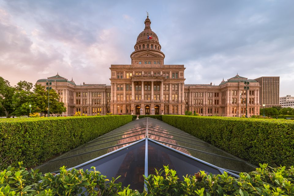 State Capital Of Texas