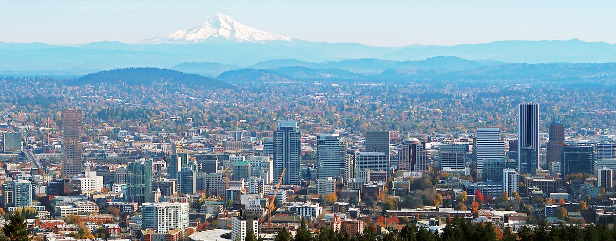 Largest Cities in Oregon