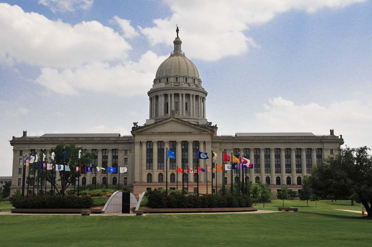 State Capital Of Oklahoma