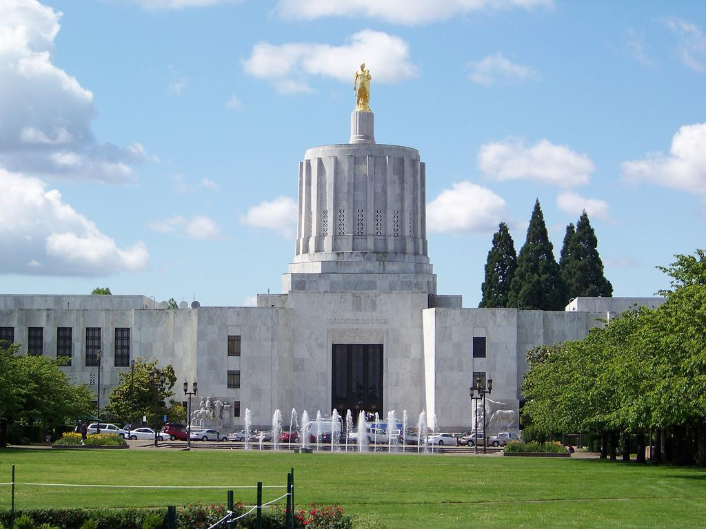 State Capital Of Oregon
