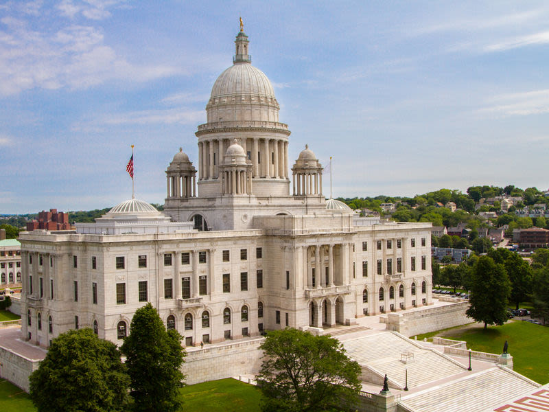 State Capital Of Rhode Island