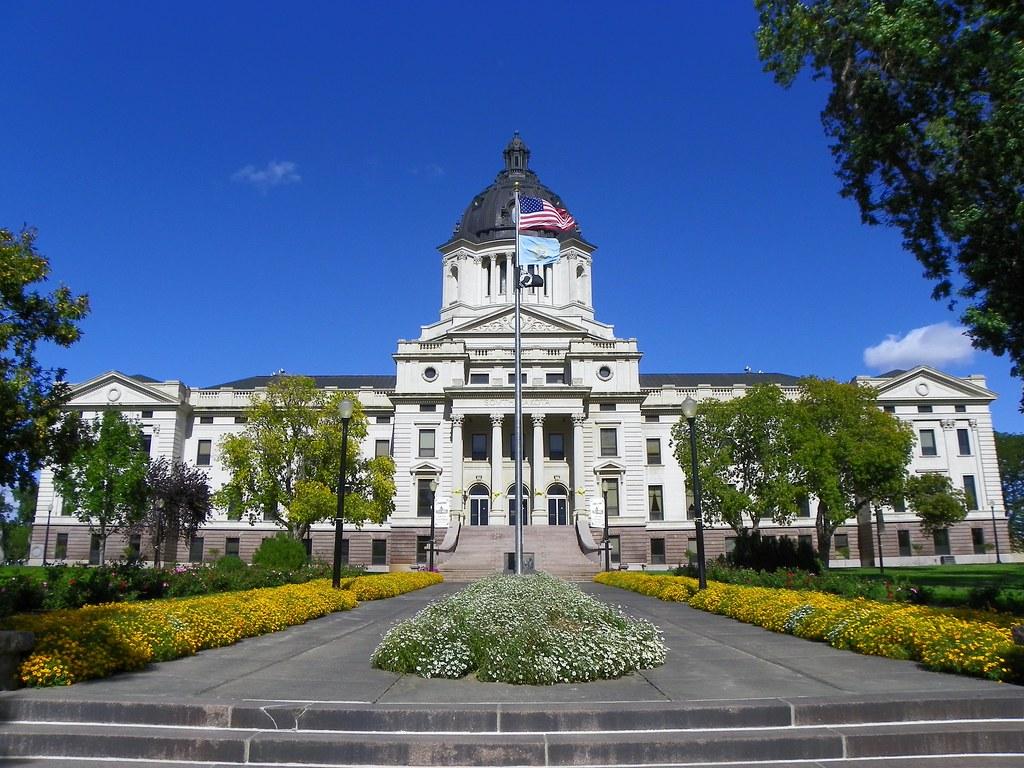 State Capital Of South Dakota