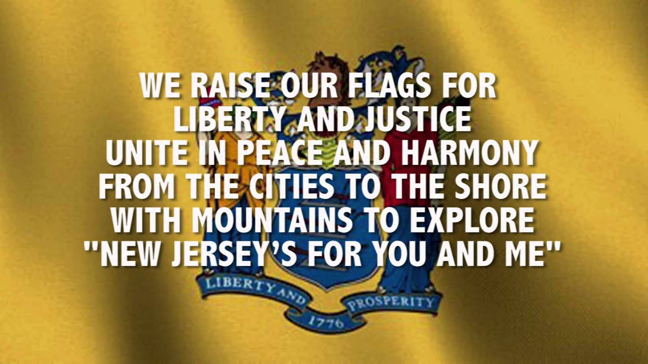 State Song Of New Jersey