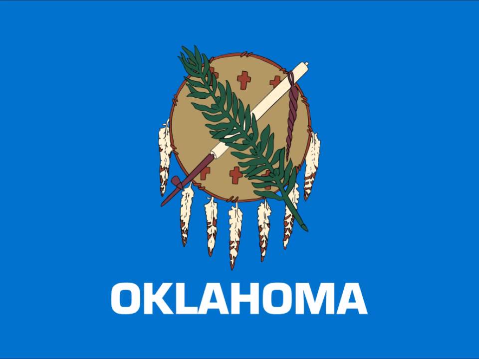 Map of Oklahoma | Political, County, Geography, Transportation, And Cities Map