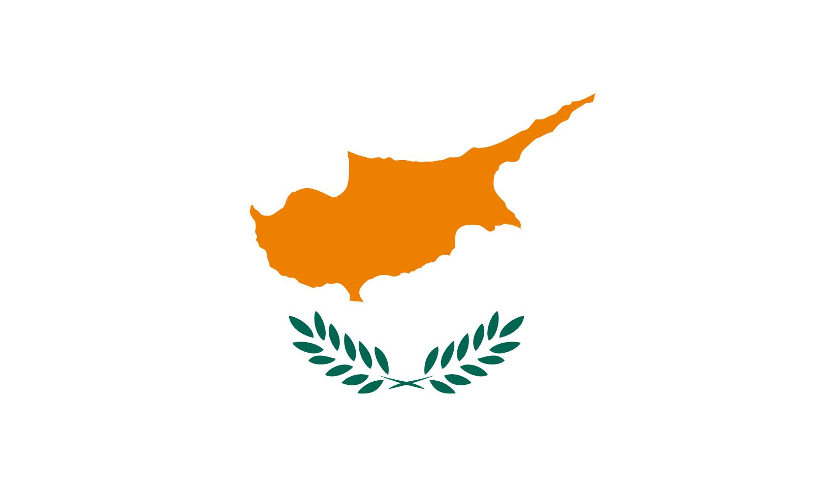 National Flag Of Cyprus