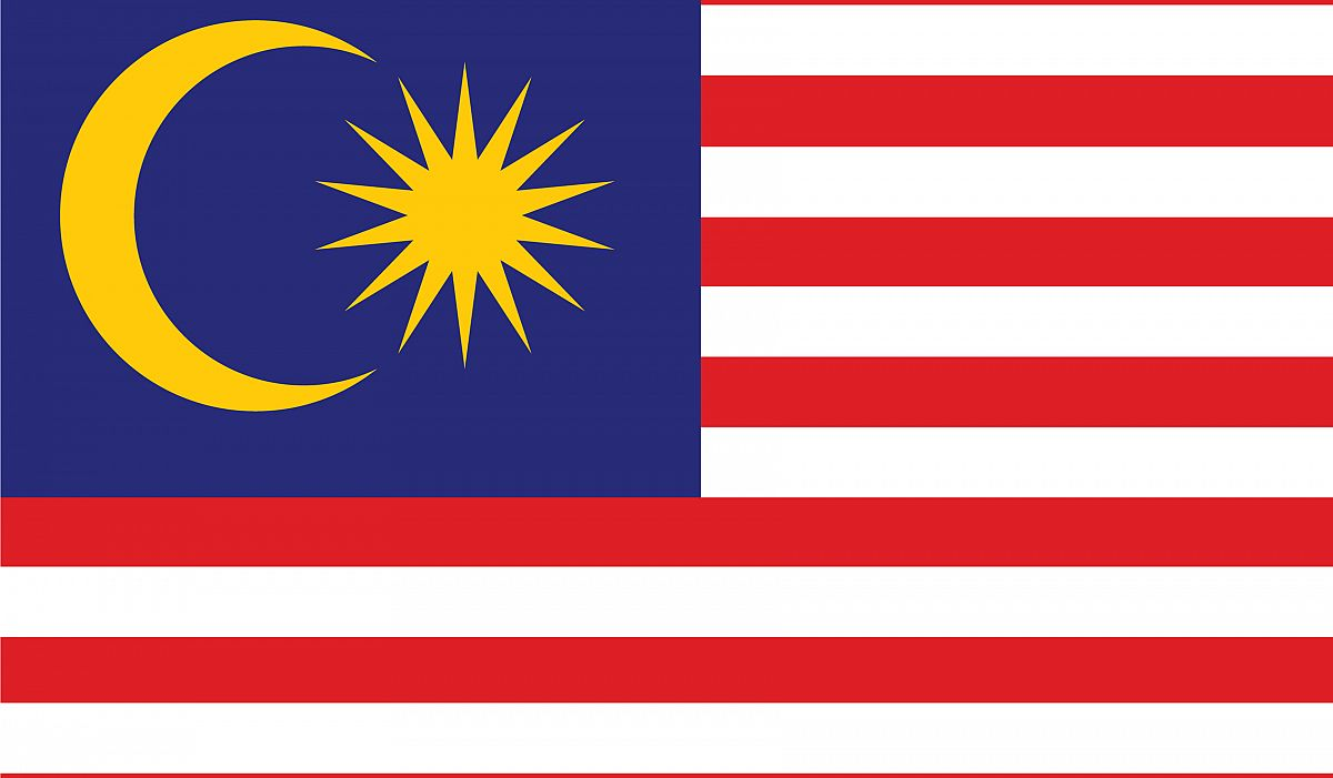 National Flag Of Malaysia