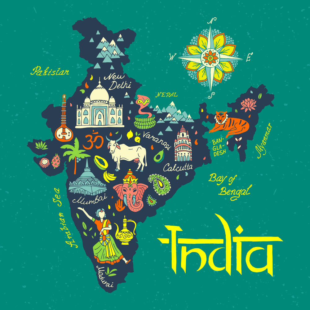 41 Amazing Interesting Facts About India   Things To Do In India