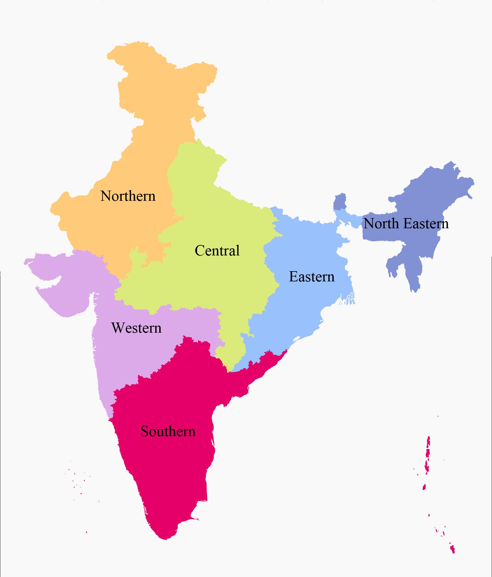 Zones and Regions