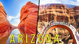7 Best Tourist Attraction Places To Visit In Arizona