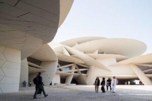 National Museum of Qatar   Symbols of Qatar