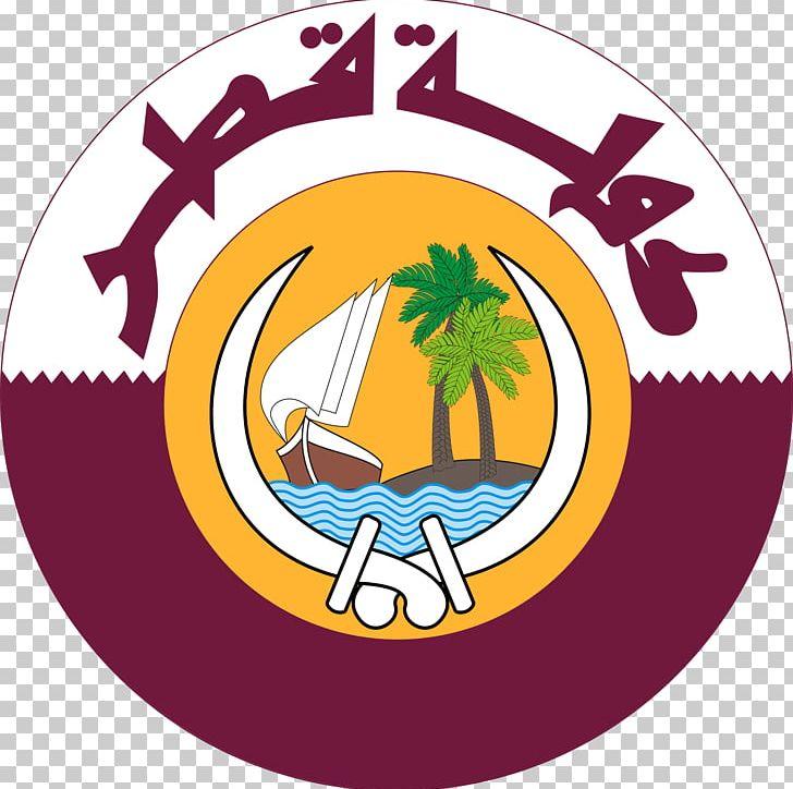 National Coat of Arms of Qatar | Symbols of Qatar