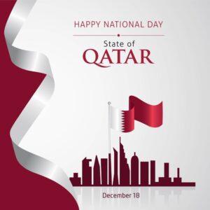 National Day of Qatar   Symbols of Qatar