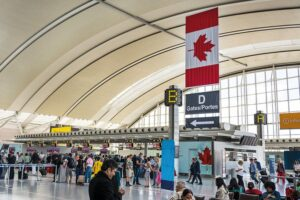 Airport Map of Canada | Major Airports In Canada