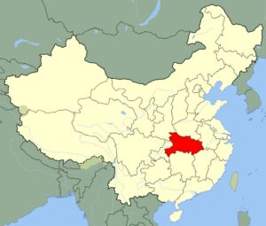 Map of Hubei Province | Political, Geography, Transportation And Cities Map